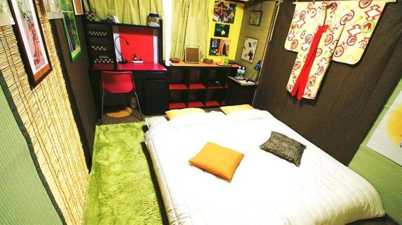 RetroSasazuka Guesthouse E Yamabuki