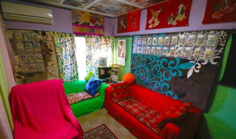 RetroSasazuka Guesthouse A SAKURA