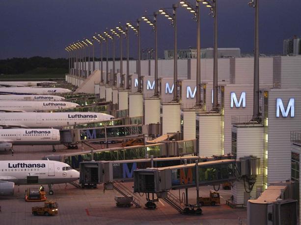 Mercure Hotel Airport Munchen Aufkirchen