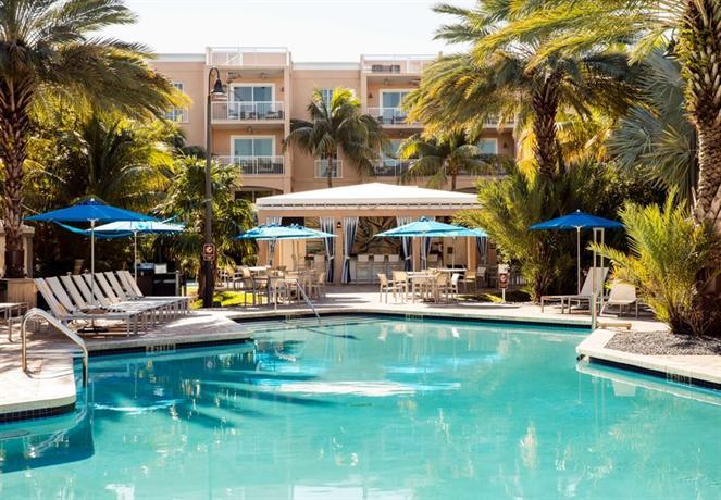 Key West Marriott Beachside Hotel - Hotels Key West