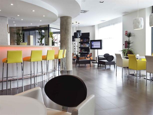 Novotel suites m laga centro buscador de hoteles m laga - Hoteles modernos espana ...