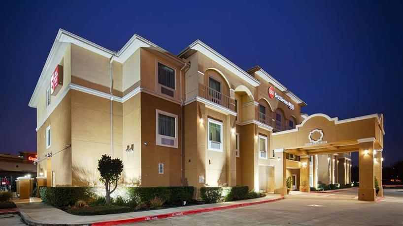 Best Western Plus Katy Inn & Suites