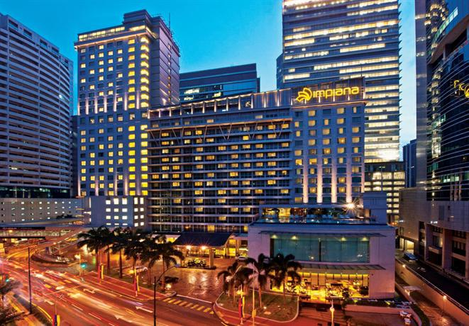 Hotels Near Kuala Lumpur City Centre