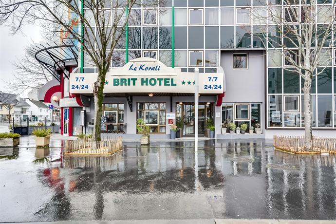 Brit Hotel Korali Saint Nazaire Centre Gare