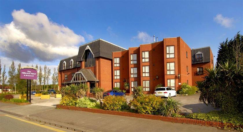 Hillcrest Hotel Widnes