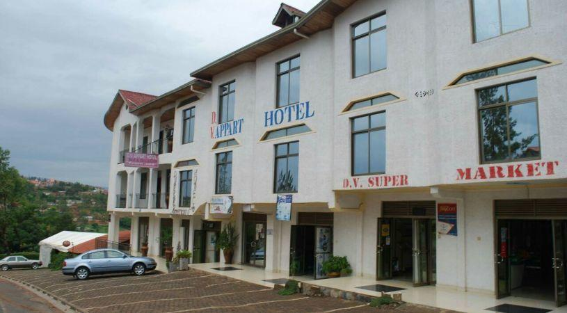 Dv appart hotel kigali compare deals for Appart hotel 34
