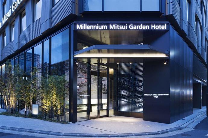 Millennium Mitsui Garden Hotel Tokyo T Quio Compare Ofertas