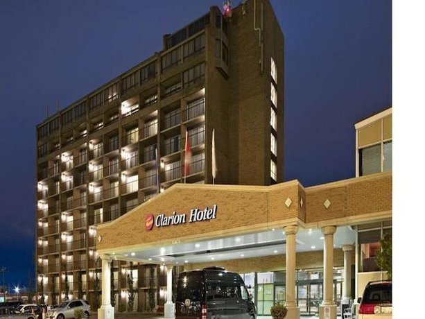 Clarion Hotel & Conference Centre Calgary