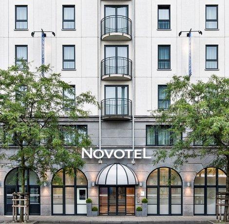 Novotel Brussels Centre Midi