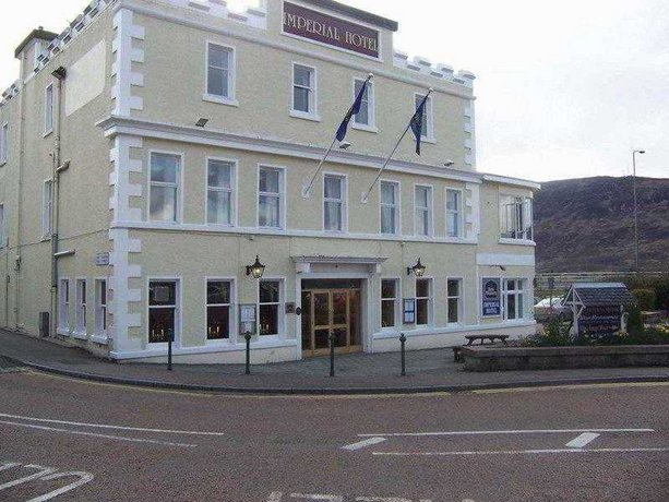 The Imperial Hotel Fort William