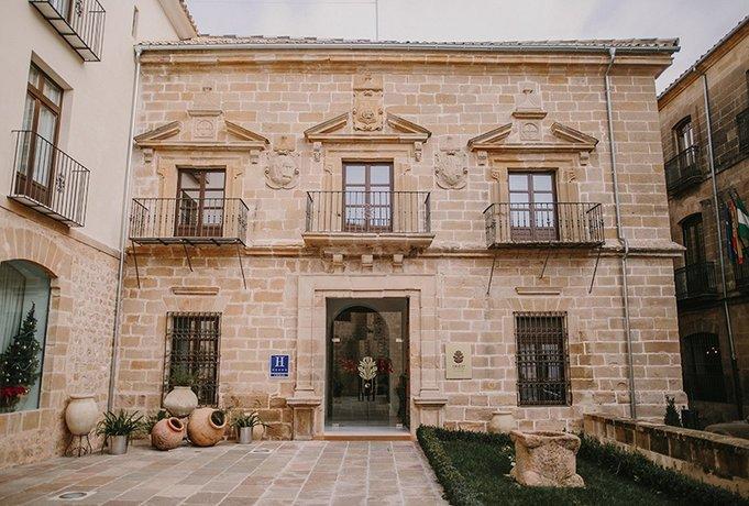 Hotel ms palacio de ubeda 5 g l compare deals - Hotel palacio de ubeda ...