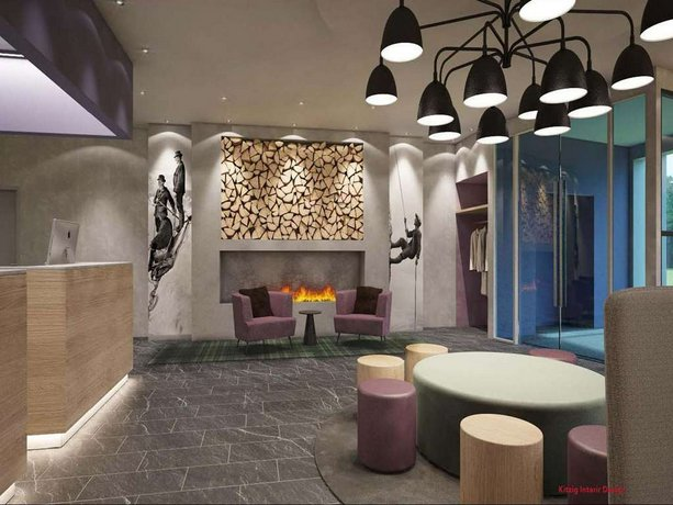 Unterfohring Best Western Hotel The K