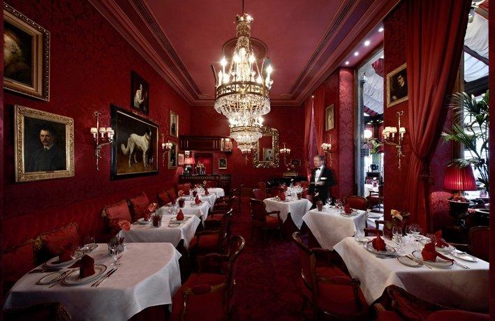 Hotels Vienna Austria: Hotel Sacher