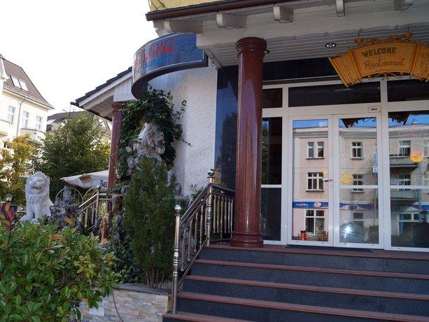 Entree Hotel Berlin Karlshorst