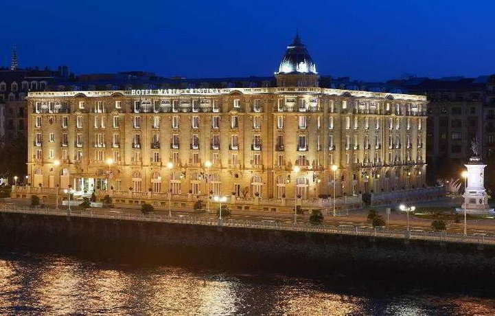 Maria Cristina a Luxury Collection Hotel San Sebastian