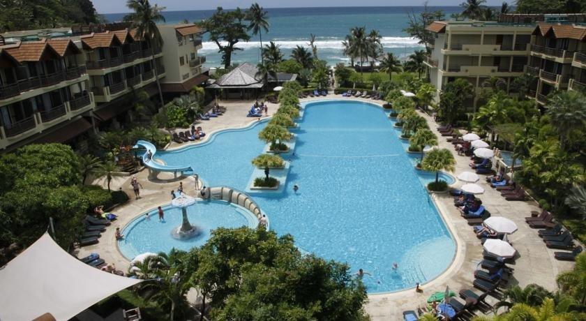 phuket marriott resort spa merlin beach patong. Black Bedroom Furniture Sets. Home Design Ideas