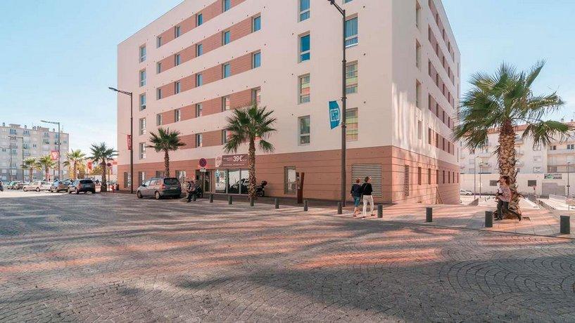 appart 39 city perpignan centre gare comparez les offres. Black Bedroom Furniture Sets. Home Design Ideas