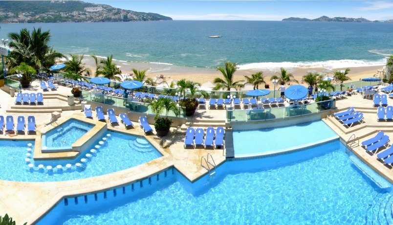 About Copacabana Beach Hotel