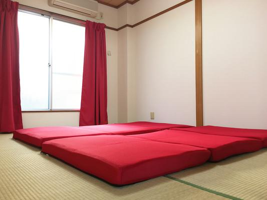 Chilling Japanese Casual Style room
