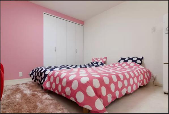 Cozy Modern Private room in Osaka Wi-Fi