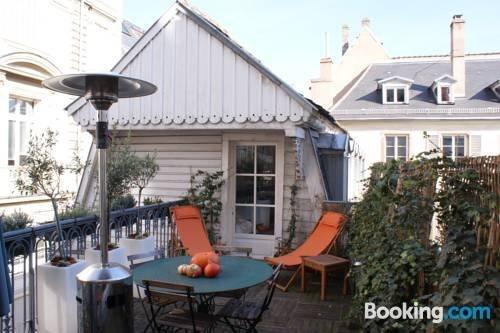 studio de l 39 hotel de ville strasbourg compare deals. Black Bedroom Furniture Sets. Home Design Ideas