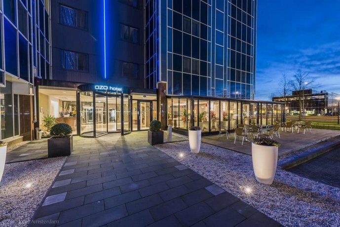 Ozo Hotel Amsterdam Zuidoost