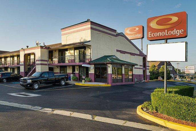Econo Lodge Airport New Castle