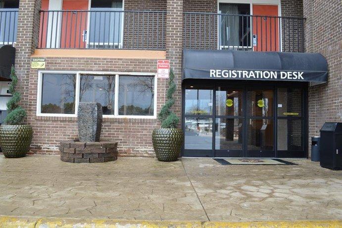 Knights Inn Raleigh Raleigh