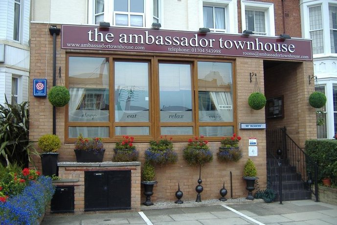 The Ambassador Townhouse