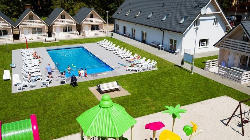 Holiday park resort pobierowo for Cracow caravan park