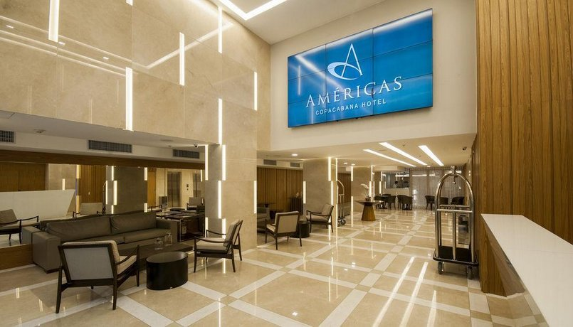 Americas Copacabana Hotel
