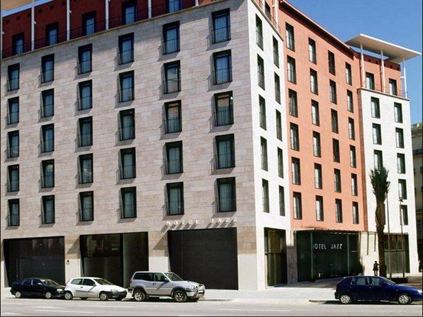 Hotel Jazz Barcelona