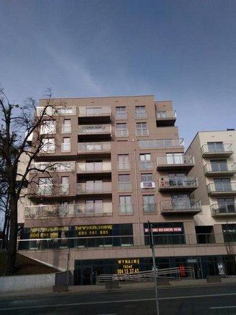 Apartament Kopernik Olsztyn