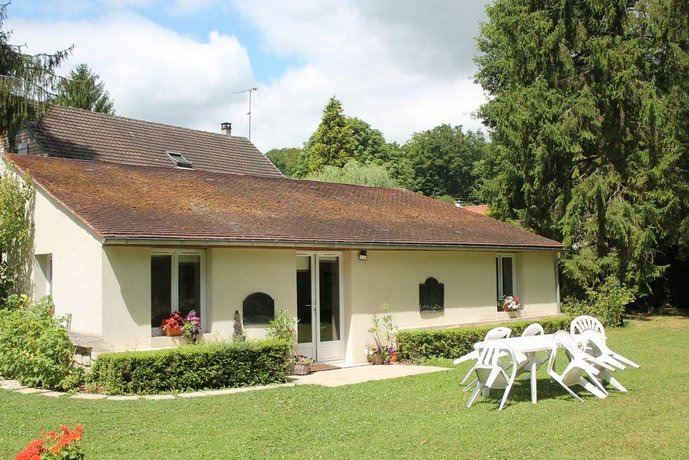 La Grangerie Vieux-Moulin