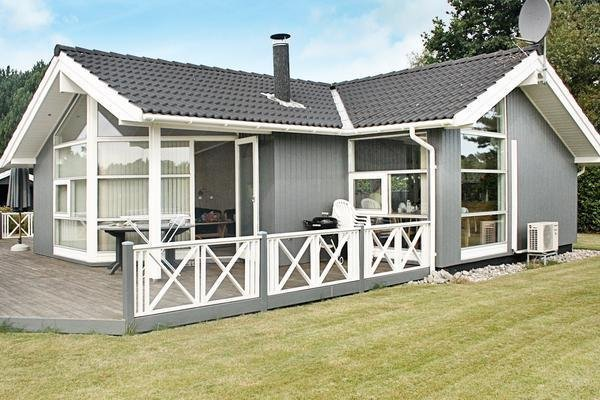 Three-Bedroom Holiday home in Rodvig Stevns 3