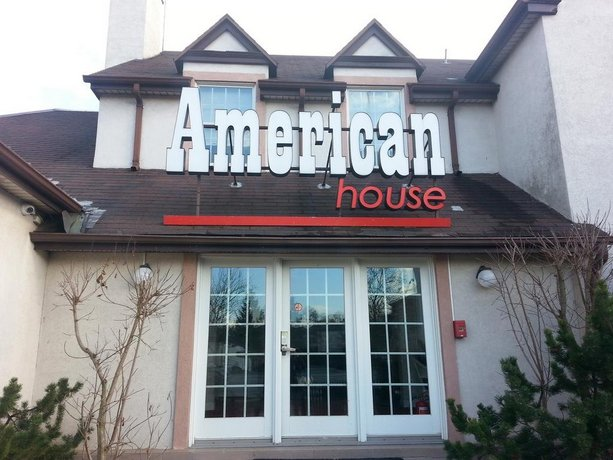 American House Willa Puławska