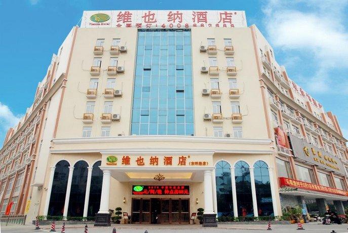Vienna Hotel Shiqiao Metro Station  Guangzhou