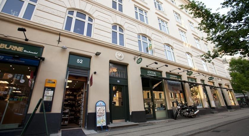 Frederiksberg Apartment