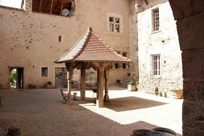 Chateau de Corcelle
