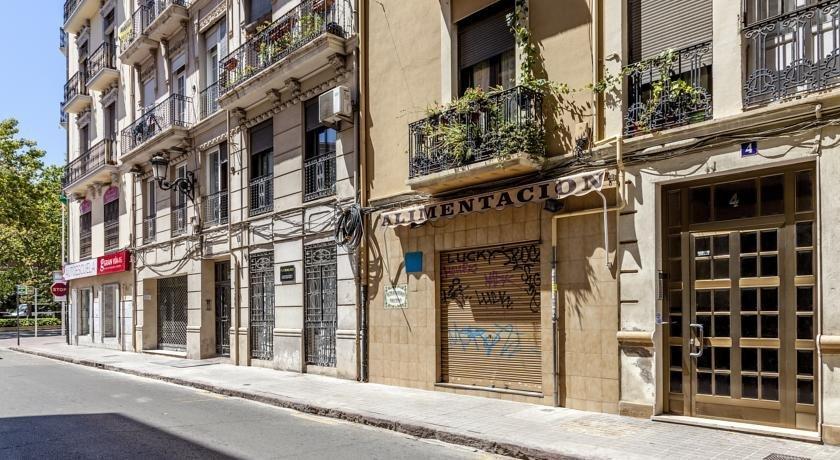 Valencia Flat Rental Gran Via