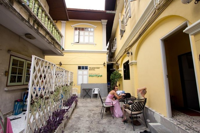 Charoendee boutique hostel bangkok die besten deals for Boutique hostel