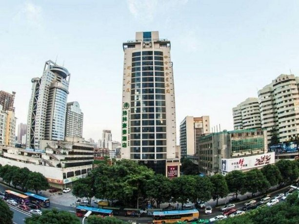 GreenTree Inn Fuzhou Wuyi Square