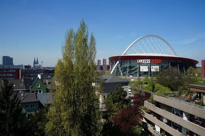 Koln Deutz/Messe Lanxess Arena