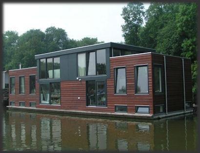 Houseboat Vliegenbos