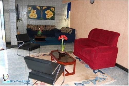 About Bica Pau Hotel