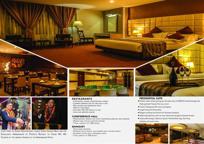 the amadablam hotel  kathmandu compare deals