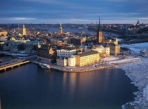 Stockholm Checkin Apartments Sodermalm