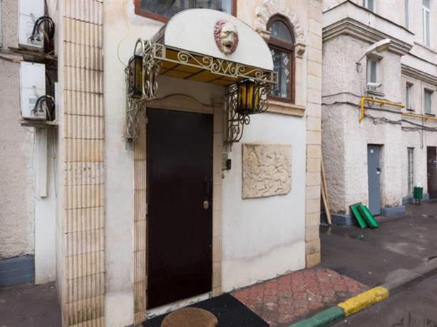 Apartments at Kutuzovskaya