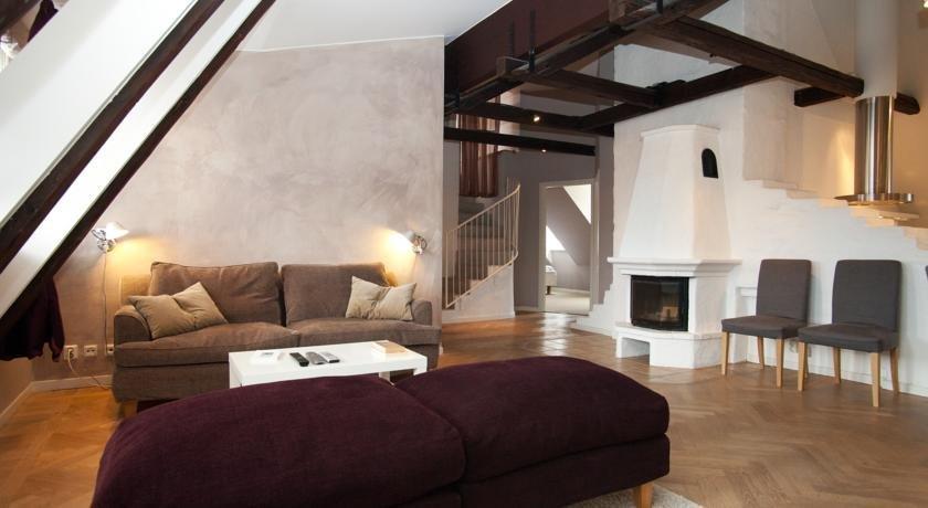 Kungsholmen Luxury Apartment