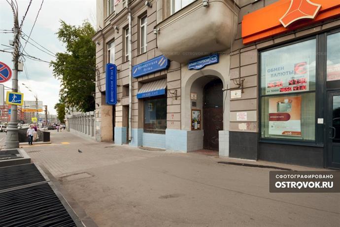 MiniHotel Dvoryanskoe Gnezdo na Sukharevke